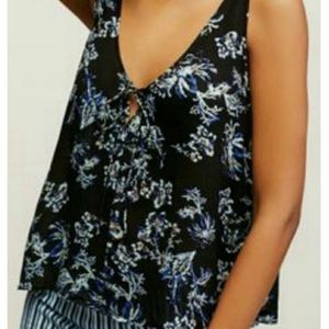 Intimately Free People Floral Tank Top